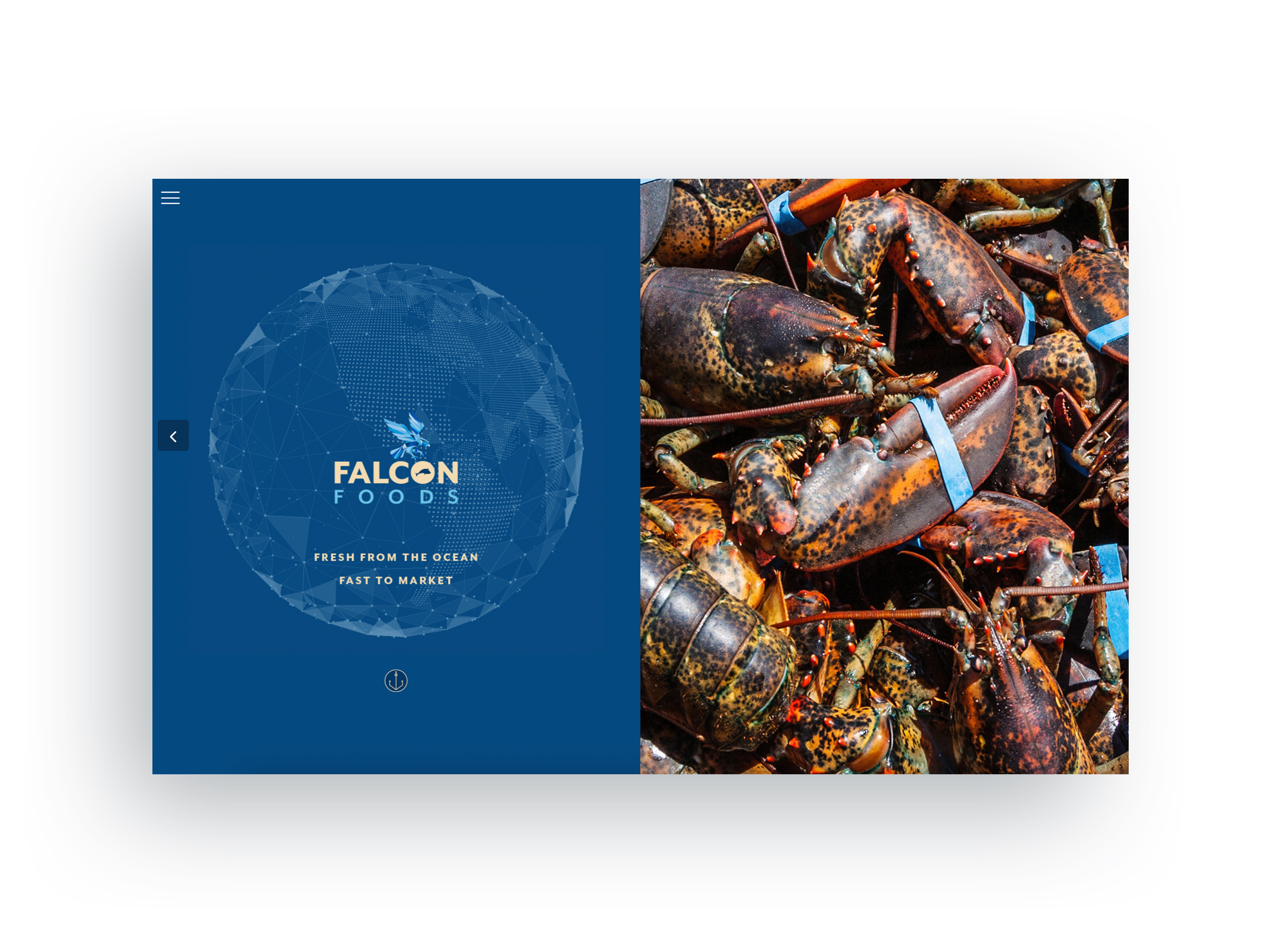 Falcon Foods - Home Page